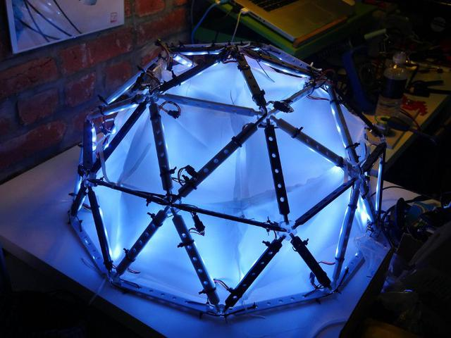 3D Scanning Dome