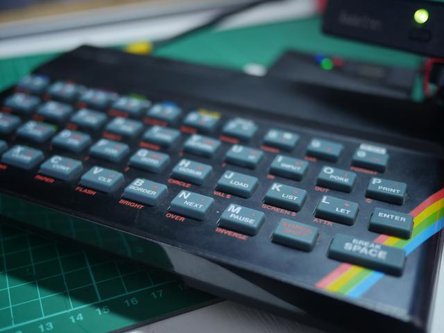 My ZX Spectrum
